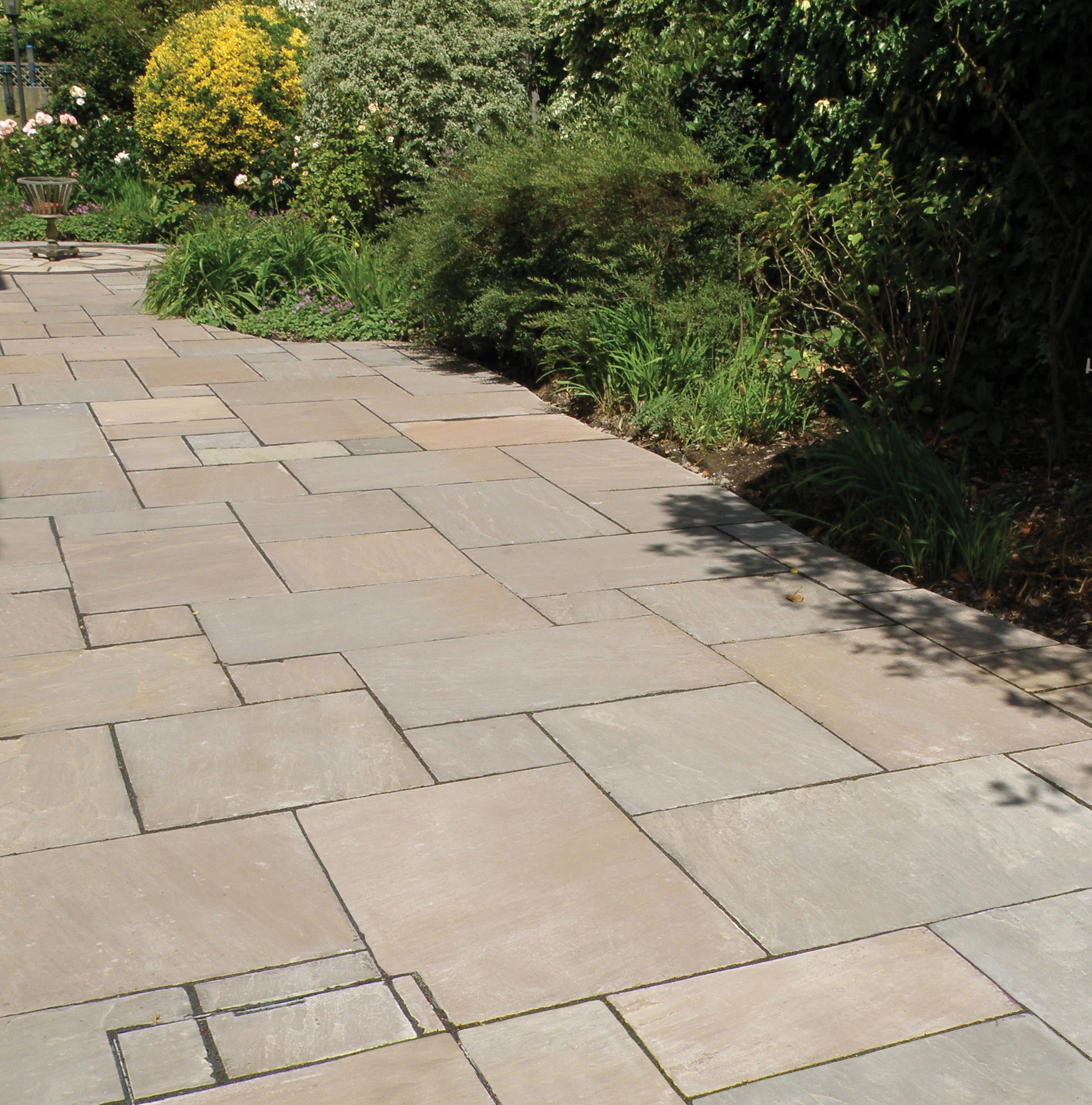 Autumn Brown Sandstone Sb Building Supplies Ltd