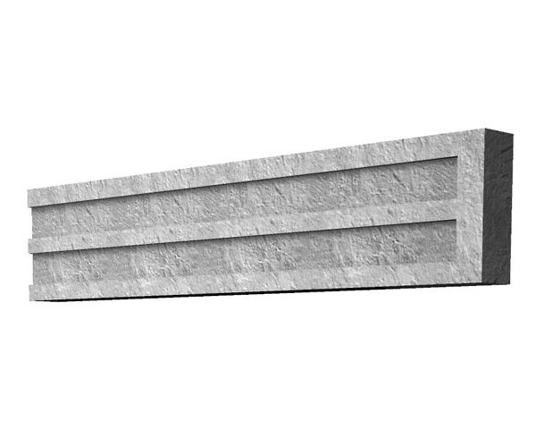 Recessed Concrete Gravel Board 12 Sb Building Supplies Ltd