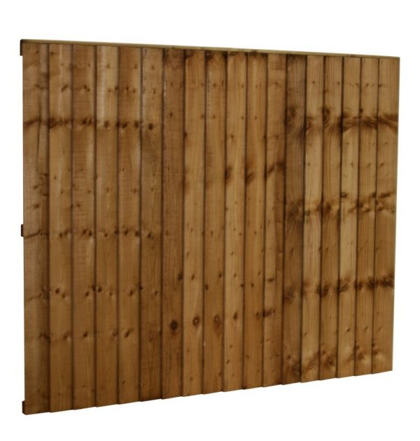 featheredge fence panels 6ft x 3ft sb building supplies ltd. Black Bedroom Furniture Sets. Home Design Ideas