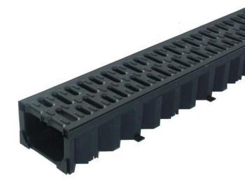 plastic aco channels 1m sb building supplies ltd. Black Bedroom Furniture Sets. Home Design Ideas